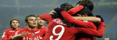 Inter 1-1 Cagliari