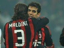 Ricardo Kaka & Paolo Maldini