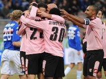 Sampdoria 0-2 Palermo