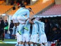 Lecce 0-2 Lazio