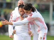 Fiorentina 0-2 Palermo