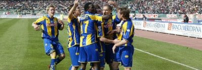 Bari 0-2 Parma