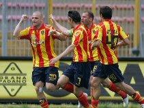 Lecce 2-1 Catania