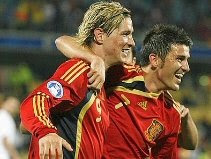 New Zealand 0-5 Spain