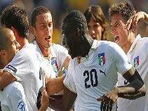 Sweden 1-2 Italy