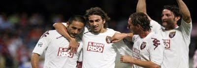 Salernitana 0-3 Torino