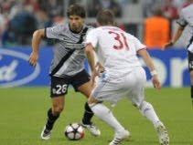 Bayern Munich 0-0 Juventus