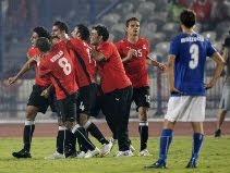 Italy 2-4 Egypt