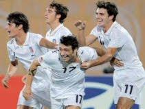 Spain 1-3 Italy