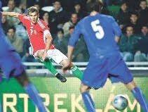 Hungary 2-0 Italy