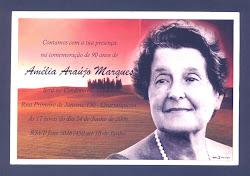 Dona Amelinha Marques