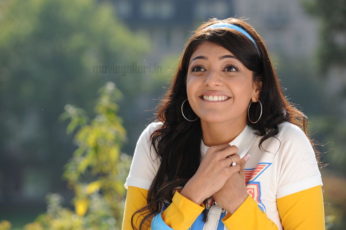 Kajal Agarwal Wallpapers In Darling Darling Movie Kajal Hq