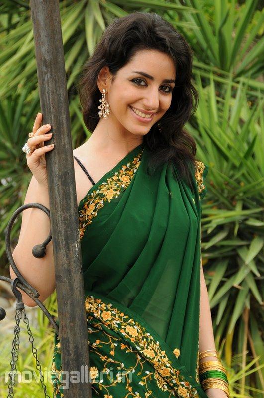 Telugu Actress Kriya Hot Photo Shoot Stills