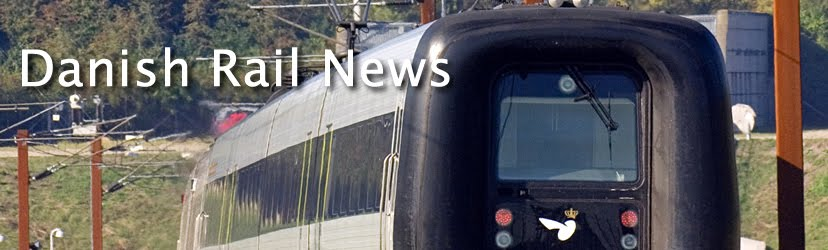 Danish Rail News