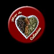 Para ter um selo do Blogs de Culinária copie o código html abaixo e cole em seu blog