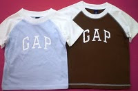 GAP boy Tee Brown (18 months)