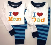 I Love Mom & Dad Blu (RM25/each)
