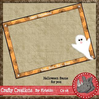 New Halloween freebie frame by kris123 Mypage+layouthallowframe