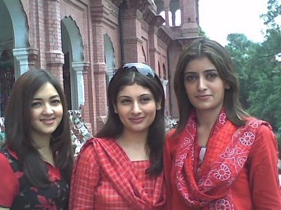 Cute Pakistani Girls