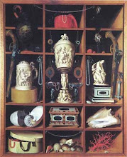 A CABINET OF CURIOUSITIES