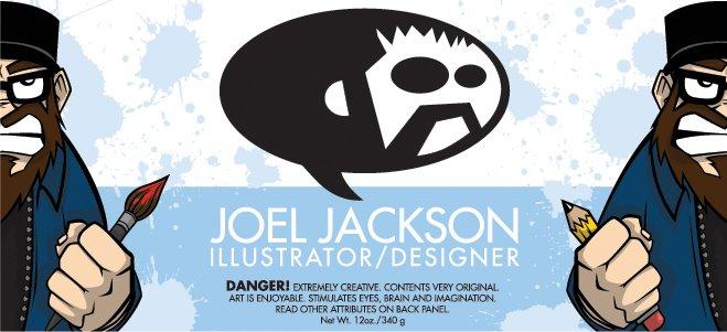 Joel Jackson's Portfolio!