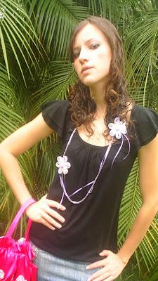 Colar Floral Camila