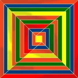 The gallery for frank stella minimalism for Minimalist art characteristics