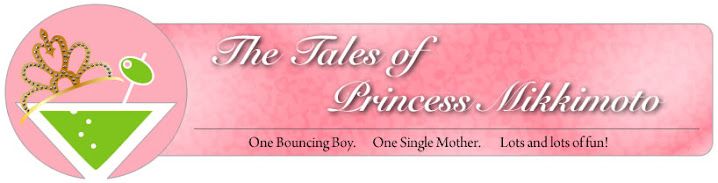 The Tales of Princess Mikkimoto