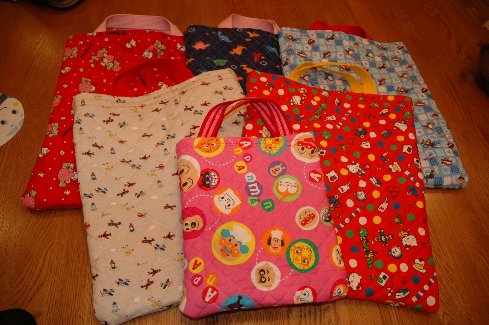 Prequilted Christmas Fabric