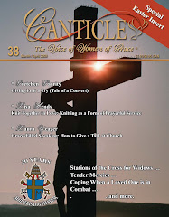 Subscribe to Canticle Magazine!