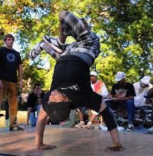 B BOY BATTLE