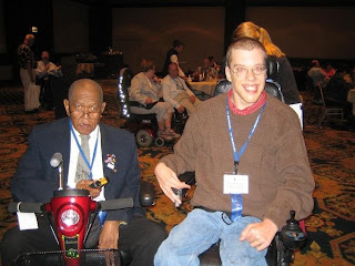 Bang Long and I at the CCDI Conference May, 2007