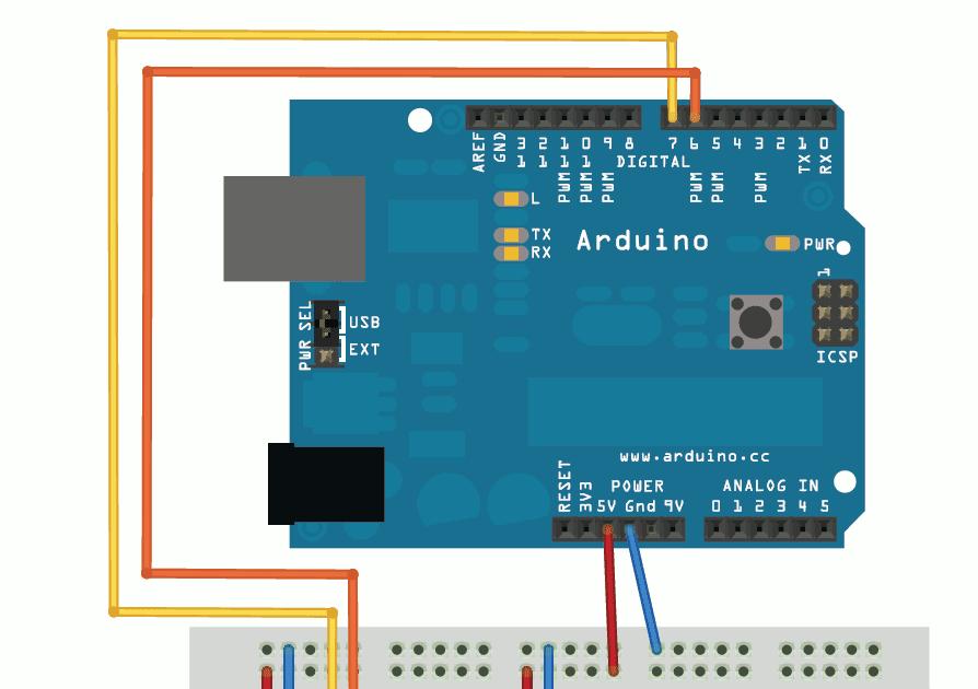 Dev o rama rfid with arduino