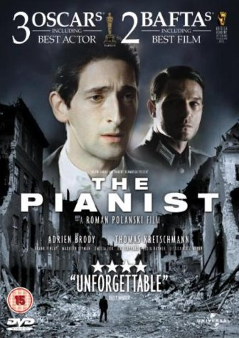 the pianist movie review Reviews long before rosemary's baby, the murder of his wife sharon tate   the pianist, which won the palme d'or at this year's cannes film.
