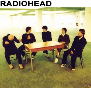 radiohead the band