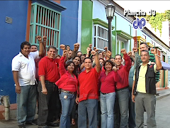 Video PLANCHA 13 al CNP Zulia