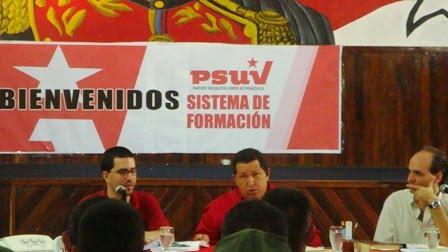 MPR FABRICIO OJEDA SE SUMA AL SISTEMA NACIONAL DE FORMACION SOCIALISTA DEL PSUV