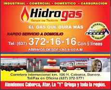HIDROGAS EL GAS QUE DURA MÁS