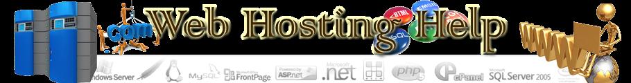 Web Hosting Help | cPanel Hosting Help | Hosting Help