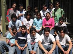 Nuestros egresados 2007