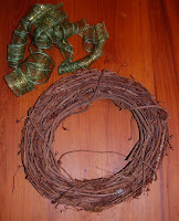 St. Patrick's Day Wreath Supplies