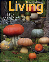 Martha Stewart Living October 2009 Issue