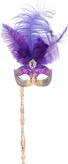 Fantasia Mardi Gras Mask