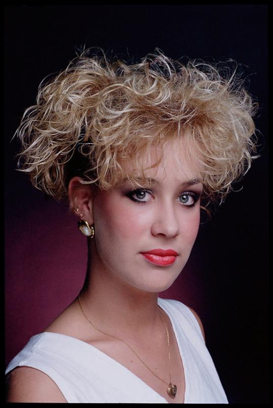 It was the hairstyle of 90s, and despite Jen donning it for almost two