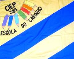 Bandeira do CIEP 381