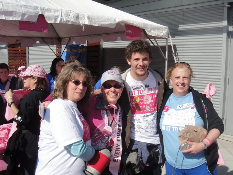 Cathy, Me, Joaquin, Viviana