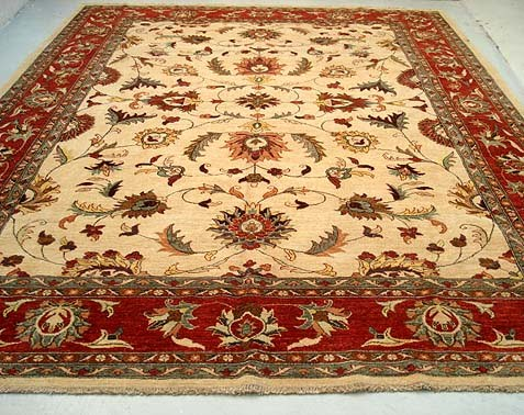 Strong S But Low Investments Spell Trouble For Afghan Carpet Producers