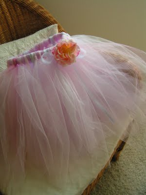 Como hacer un Tutu de Ballet sin coser