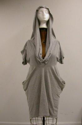 Como hacer una vestido con 2 remeras (moda reciclada)
