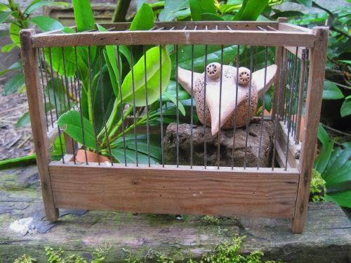 Glaswand Fur Den Garten : Töpfern für den Garten Für alle die Vogel heißen ;o)))